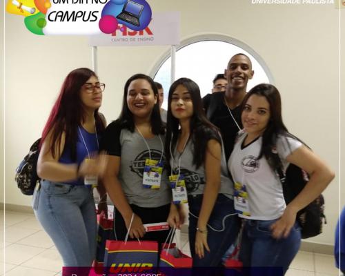 Um dia no Campus - Unip